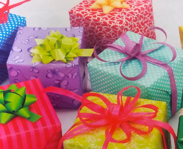 Packaging per aziende e privati Parma Fornovo di Taro vendita carta regalo